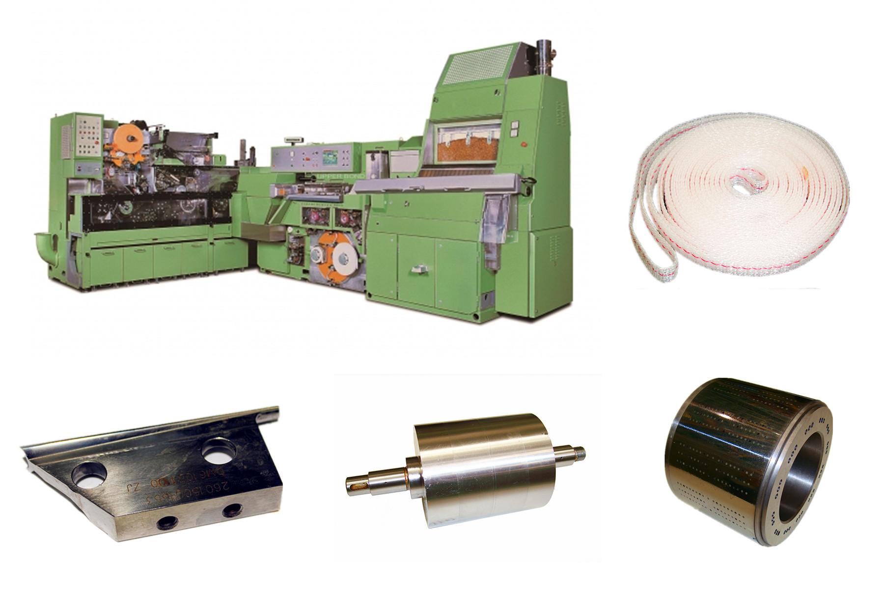 оборудование для производства табачных изделий
